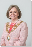 Mayor Christina Holmdahl