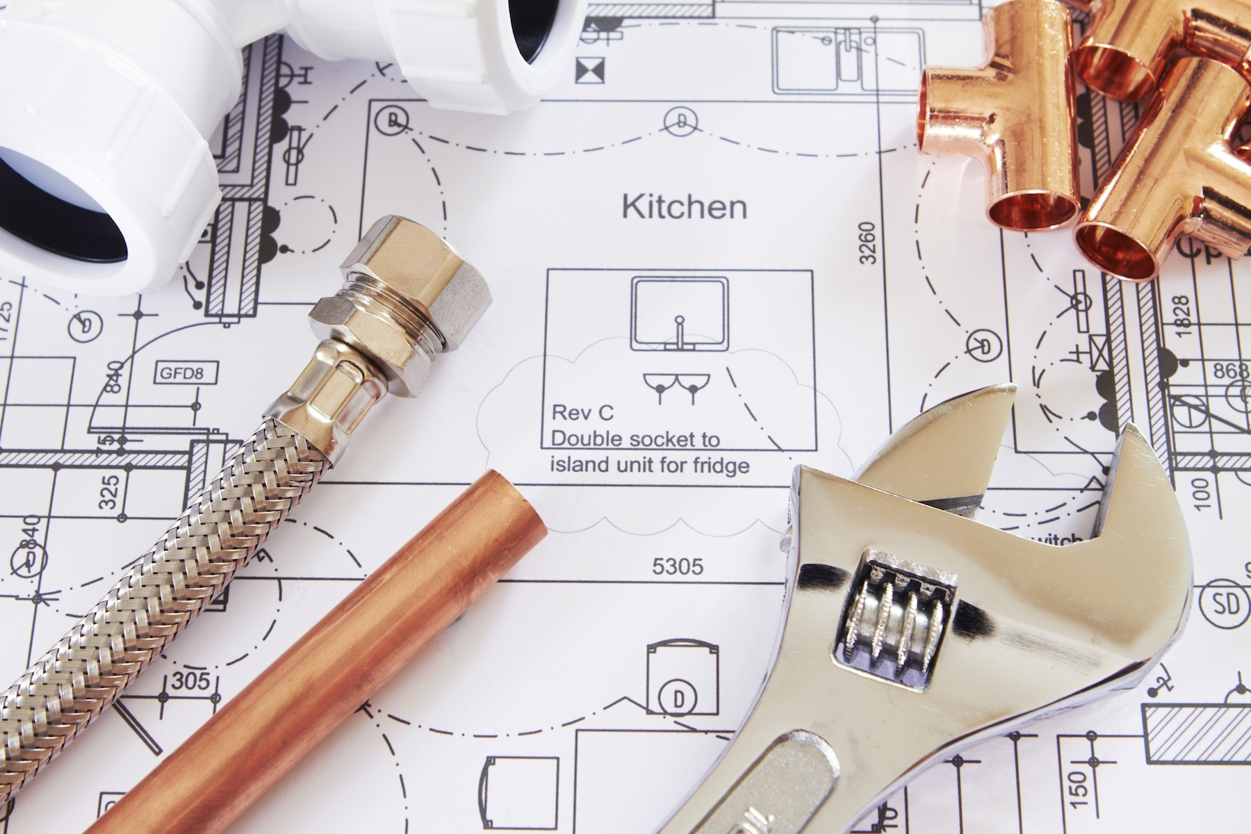 Plumbing special plumbing Kitchen design and fitting courses