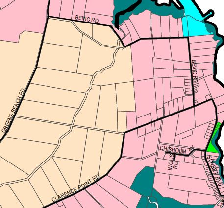 Property Zoning Map